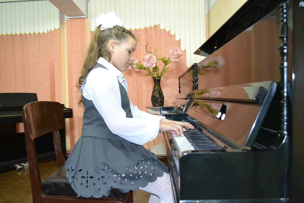 Конкурс фортепианного исполнительства